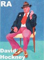 David Hockney 2016 RA